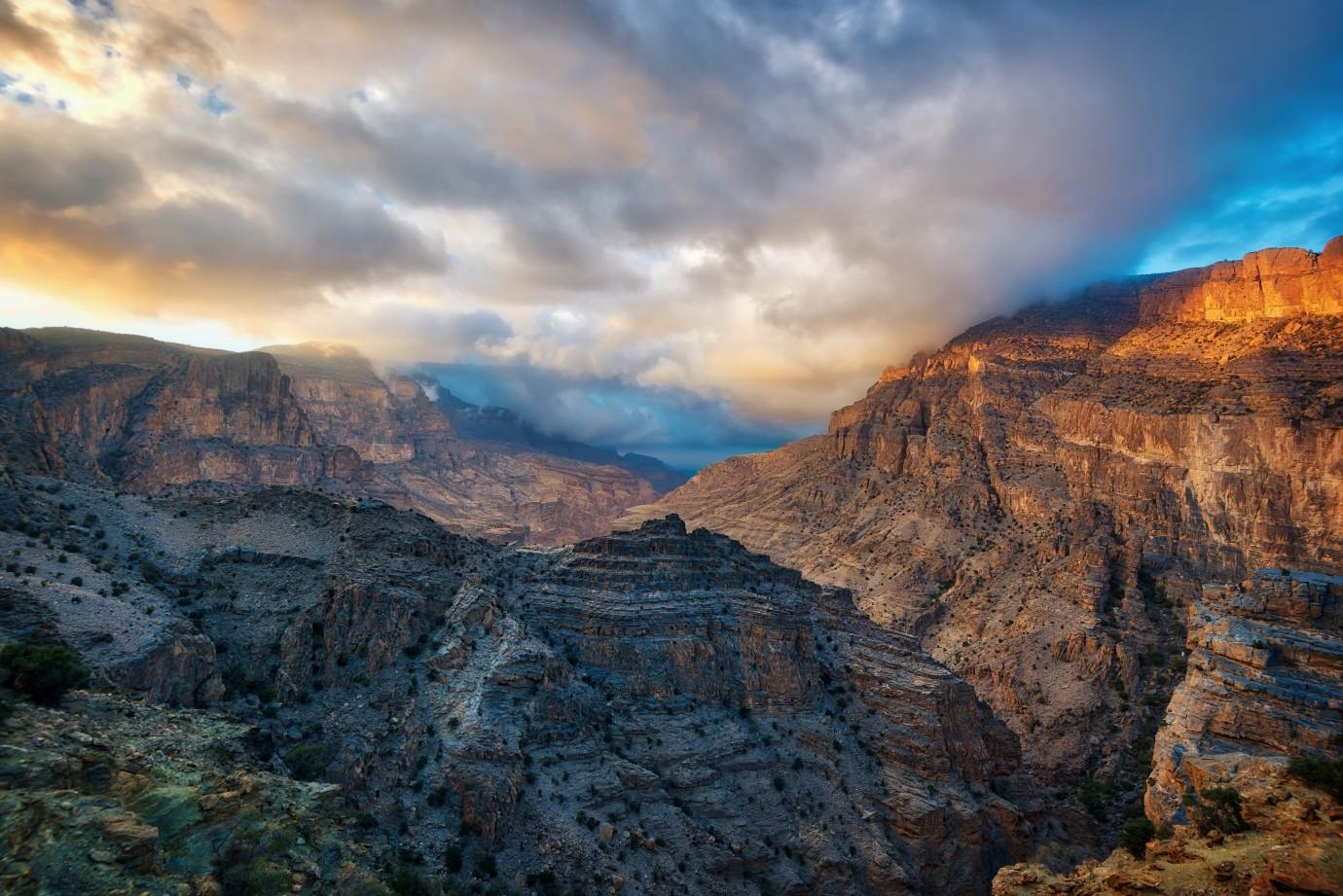 جبل الاخضر عمان