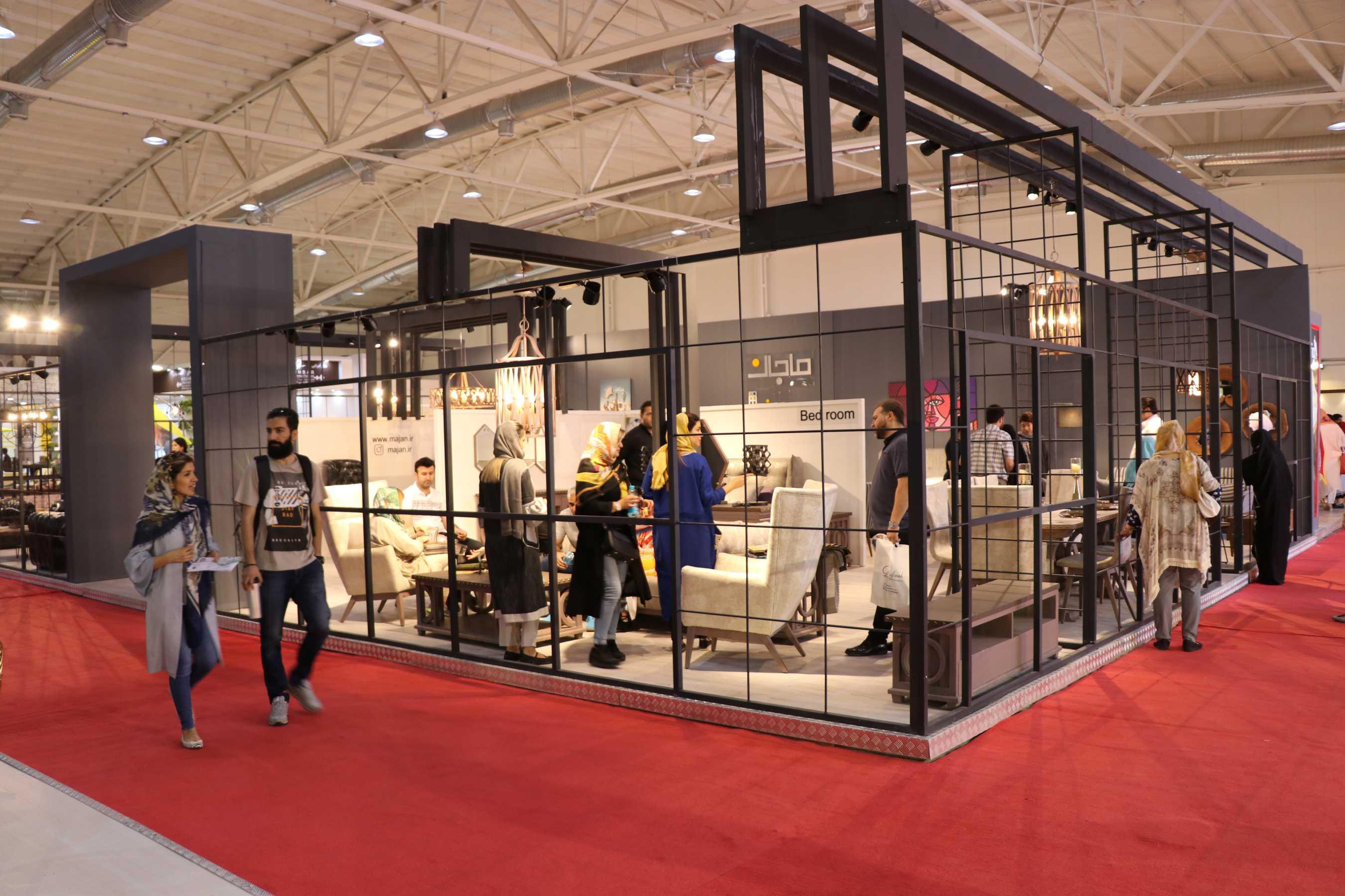 نمایشگاه بینالمللی مبلمان